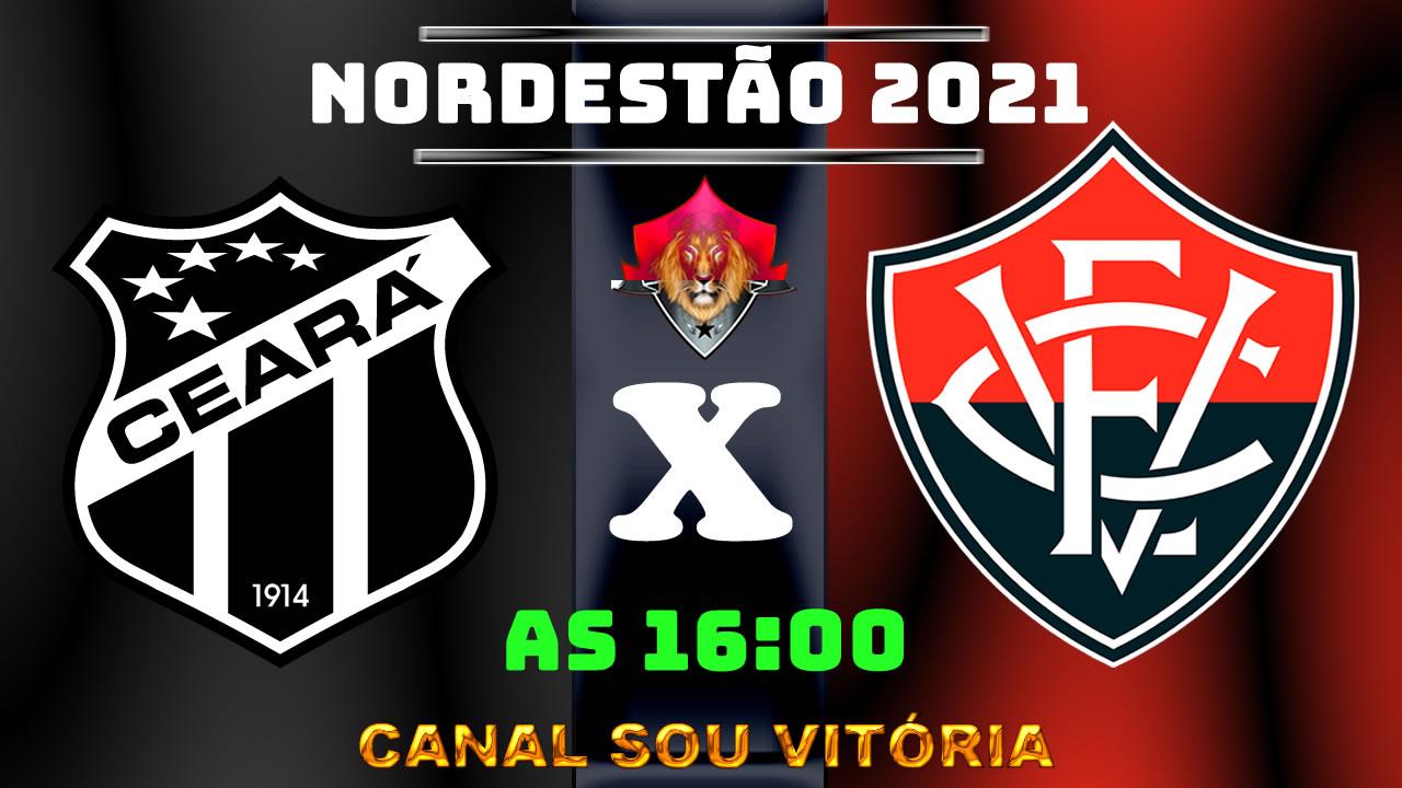 Ceará x Vitória