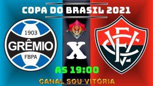 Assistir Grêmio x Vitória
