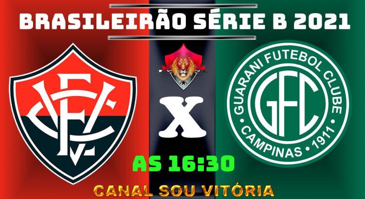 Assistir Vitória x Guarani