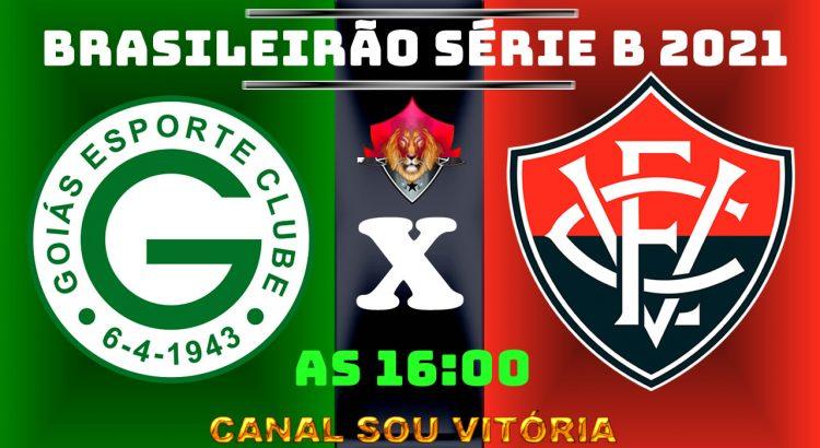 Assistir Goiás x Vitória